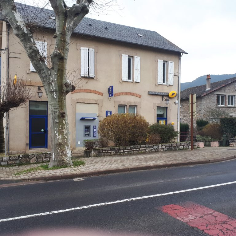 Agence postale Aguessac