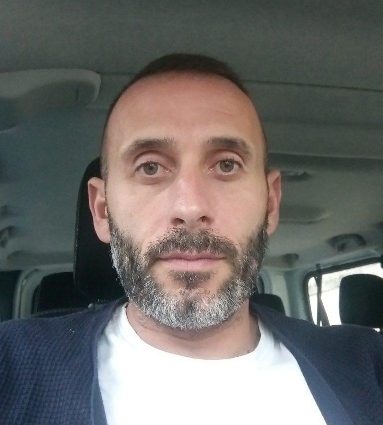 Portrait de Christophe Salesse