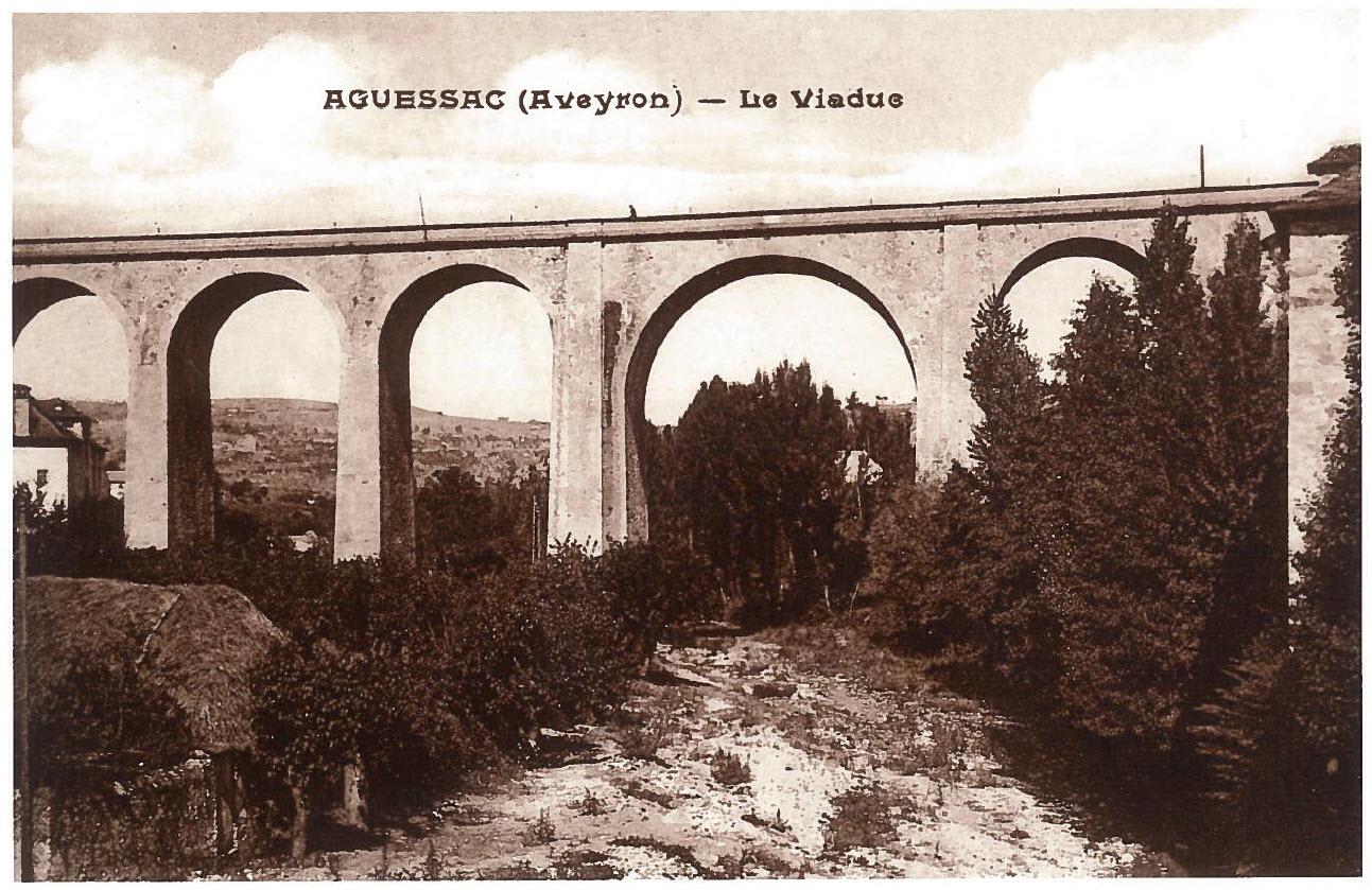 Viaduc Aguessac